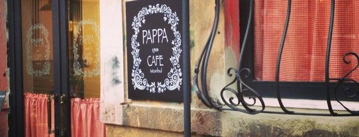 Pappa Cafe is one of İstanbul Yeme&İçme Rehberi - 4.