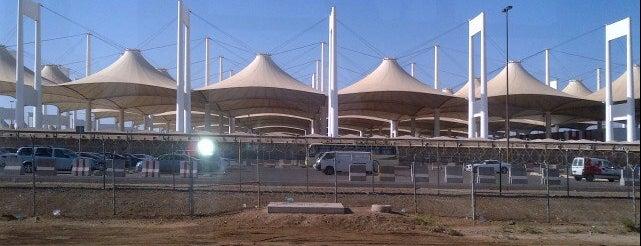Hajj Terminal is one of Umrah.