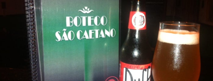 Boteco São Caetano is one of Jackeline'nin Beğendiği Mekanlar.