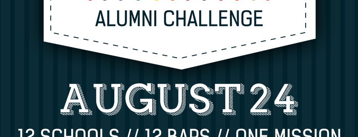 Aloft Chicago City Center is one of 2014 Alumni Challenge Bars.