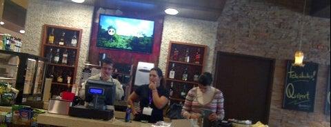 Amazonia Café is one of Tempat yang Disimpan William A..