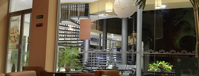 El Árabe Café & Restaurante is one of สถานที่ที่บันทึกไว้ของ Armando.