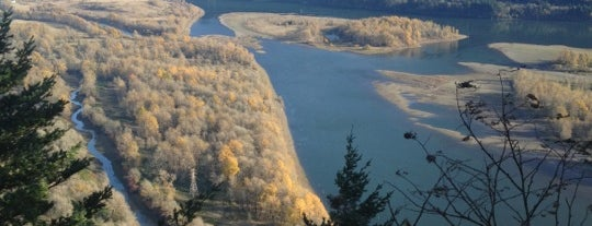 Beacon Rock State Park is one of Washington.