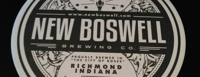 New Boswell Brewing Co is one of Posti che sono piaciuti a Matt.