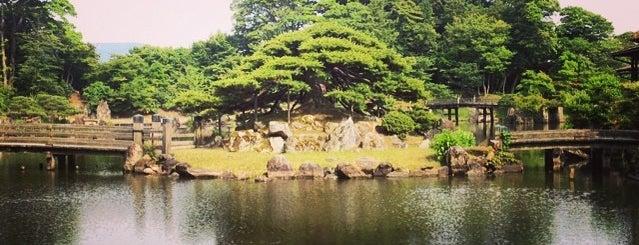 玄宮園 is one of 近江 琵琶湖 若狭.