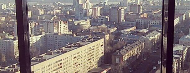 БЦ «Галерея Чижова» is one of Воронеж.