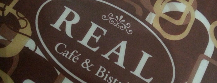Real Café & Bistrô is one of Fabioさんの保存済みスポット.
