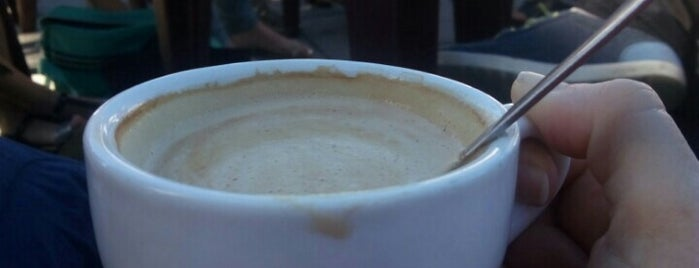 Café Montecarlo is one of Iñigo'nun Beğendiği Mekanlar.
