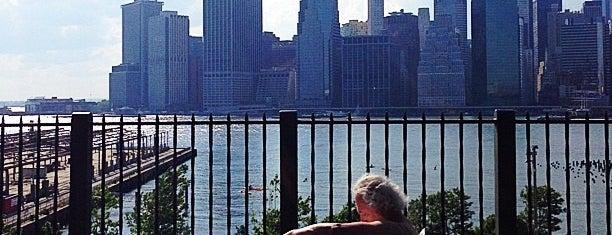 Brooklyn Heights Promenade is one of Brooklyn Heights Neighborhood Guide.