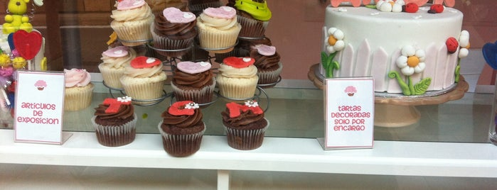 Cupcake Madrid is one of Desayunos con Diamantes.