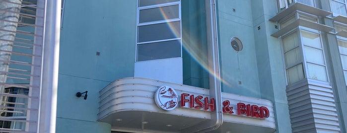 Fish & Bird Sousaku Izakaya is one of SF Chronicle.