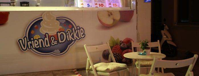 Vriend&Dikkie is one of Lieux qui ont plu à Bahar.