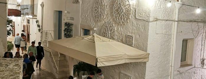 Osteria Del Tempo Perso is one of Puglia.