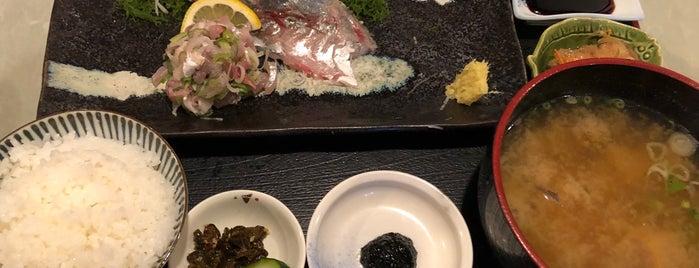 魚料理 舟ぜん is one of Posti che sono piaciuti a Nonono.