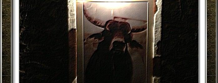 Black Bull is one of Kaluga 🎄.