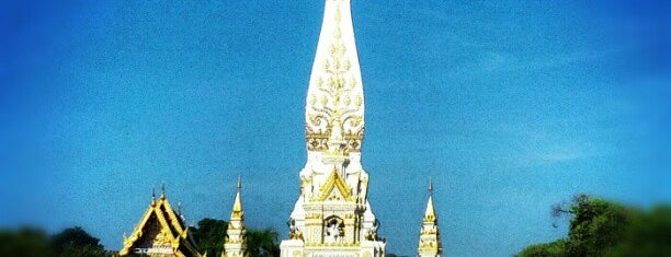 Wat Phra That Phanom is one of Yodpha 님이 좋아한 장소.