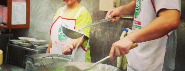 มะ ยอดผัก is one of BKK_Noodle House_1.