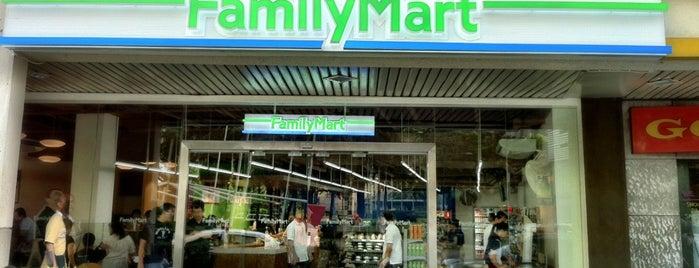 FamilyMart is one of สถานที่ที่ Fidel ถูกใจ.