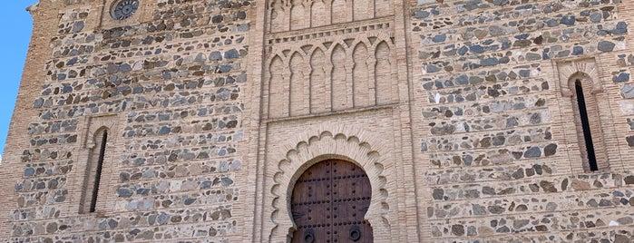 Iglesia Santiago Del Arrabal is one of Toledo.