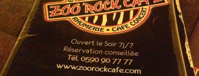 Zoo Rock Café is one of Nos habitudes.