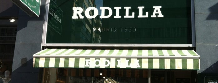 Rodilla is one of Madrid Cheap Eats.