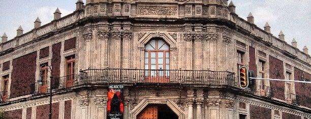 Antiguo Palacio de la Inquisición is one of Ciudad de México y alrededores.