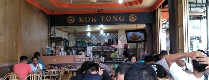 Kedai Kopi Kok Tong, Jl. Cipto, Pematangsiantar. is one of Posti che sono piaciuti a Andre.