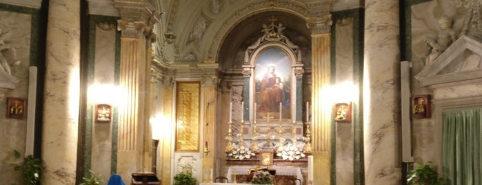 Chiesa di Sant'Anna in Vaticano is one of Lugares favoritos de Carl.