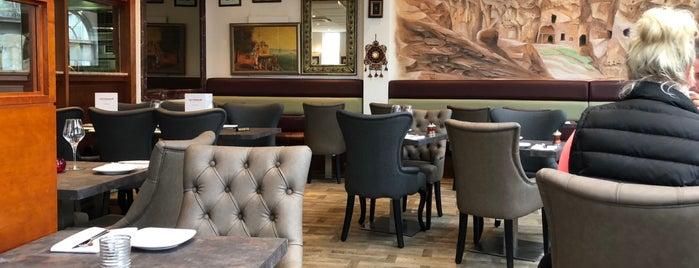 Cappadocia Restaurant is one of สถานที่ที่ Mark K ถูกใจ.