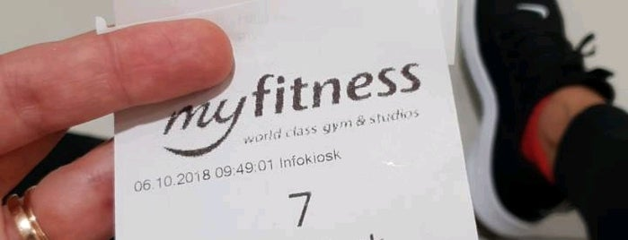 Myfitness Balti Jaama Turg is one of Lugares favoritos de Ciaran.