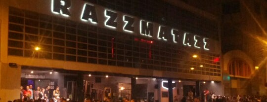Razzmatazz is one of Indie/Electronic clubs in Barcelona.