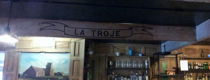 La Troje is one of a probar.