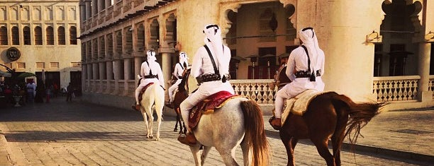 Souq Waqif is one of Best Asian Destinations.
