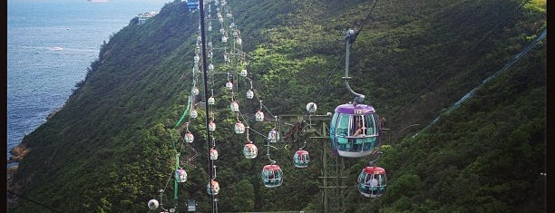 Cable Car is one of Hong Kong.