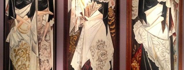 Выставка Натальи Гончаровой is one of Orte, die Лидия gefallen.