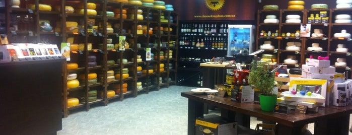 Сирне королівство / Cheese Kingdom is one of Gespeicherte Orte von Victoria.