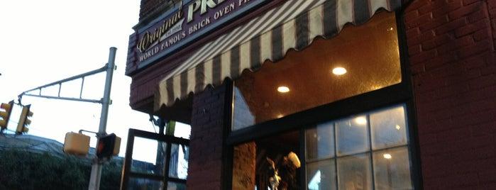 Original Presto's Pizza & Pasta is one of WNY.