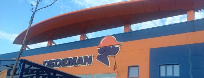 Dedeman is one of สถานที่ที่ Cristian ถูกใจ.