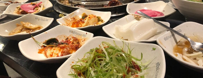 9292 Korean BBQ is one of Cheap Eats In Atl.