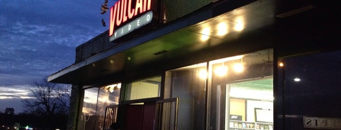 Vulcan Video North is one of Unique.