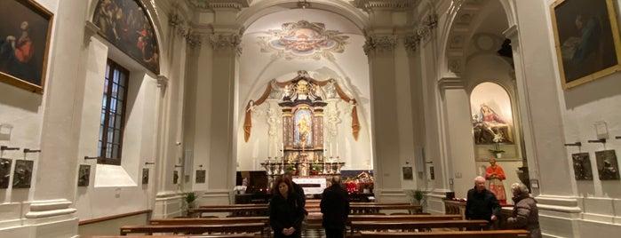 Chiesa di San Carlo Borromeo is one of Swiss been.
