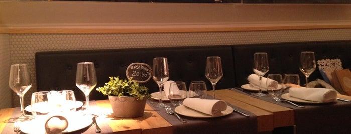 La Maruca is one of Madrid: Restaurantes +.
