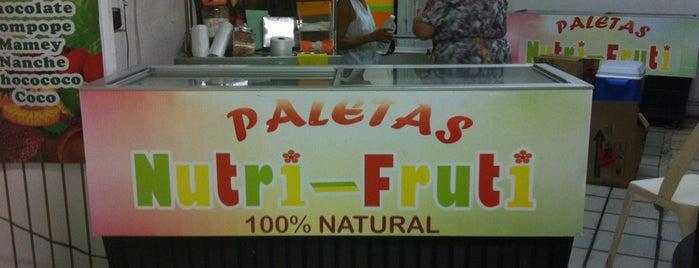 Nutri Frutti is one of Posti che sono piaciuti a Karen M..