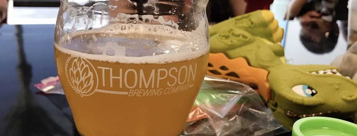 Thompson Brewing Co. is one of Breweries - Southern CA.