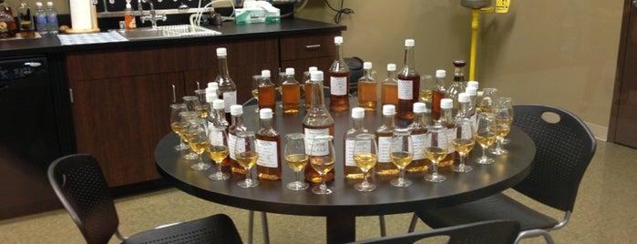 Wild Turkey Distillery is one of Bourbon Trail.
