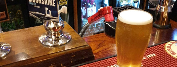 The Burlington is one of Pubs I've visited.