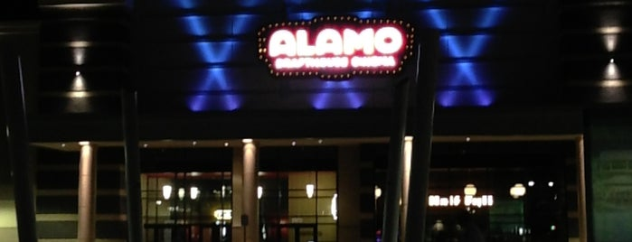 Alamo Drafthouse Cinema is one of Priority date places.
