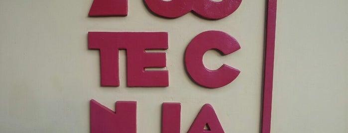Escuela de Zootecnia is one of UCR.