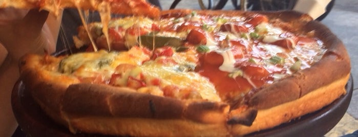 Pizza del Perro Negro is one of Tann 님이 좋아한 장소.