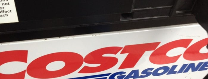 Costco Gasoline is one of SooFab 님이 좋아한 장소.